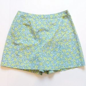Liz Claiborn golf tennis sport skort skirt shorts
